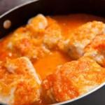 morue Biscayenne, recette de cuisine espagnole du Pays Basque