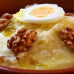 atascaburras, recette de cuisine typique du Nord de l'Espagne