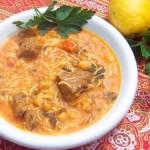 Soupe Moruna, recette de soupe typique espagnole