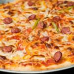 pizza, recette facile