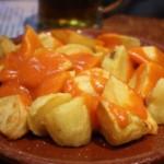 patatas bravas, recette de tapas espagnoles
