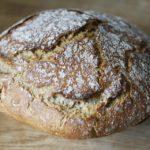 recette de pain maison au four : pain d'épeautre maison